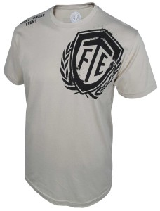 Front Toward Enemy Brand Emblem Tshirt
