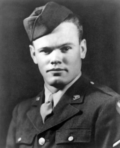 "Master Sgt. Henry ""Red"" Erwin"