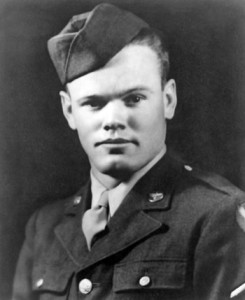 "Master Sgt. Henry ""Red"" Erwin, Medal of Honor recipient. (Courtesy photo)"